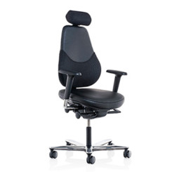 Flo ergonomic office chair by orangebox