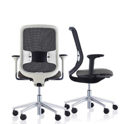 Orangebox Do chair, Mesh ergonomic office chair