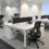 Orangebox Do chair, Mesh ergonomic office chair