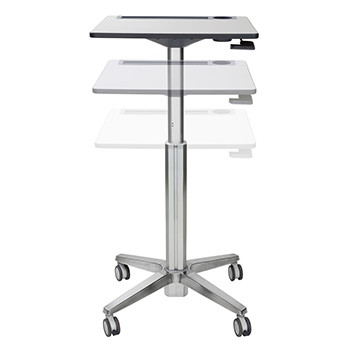 LearnFit standing desk for schools, office and colleges
