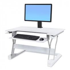 Ergotron workfit t standing desk