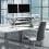 Ergotron Workfit TL standing desk converter kit