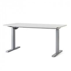 Aluforce pro 140 standing desk with top