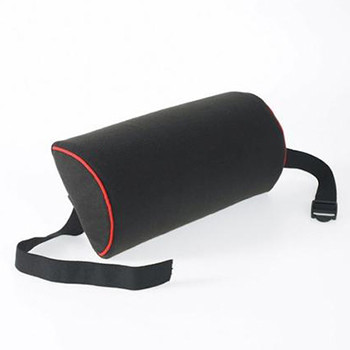 Memory foam D roll back support