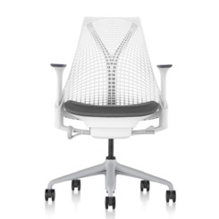 Herman Miller sayl chair from posture people with arms