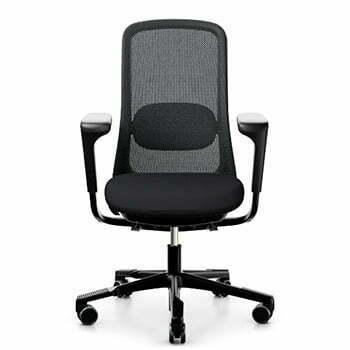HÅG SoFi office chair with mesh back