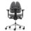 Grahl type 11 duo back split back ergonomic office chair
