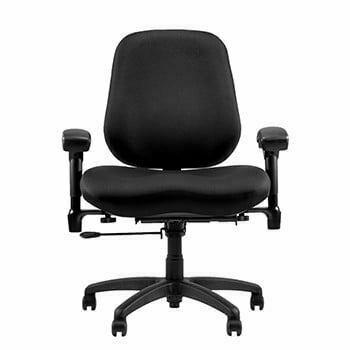 BodyBilt B2503 bariatric office chair
