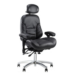 BodyBilt J3504 bariatric office chair