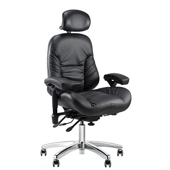 BodyBilt J3504 bariatric office chair
