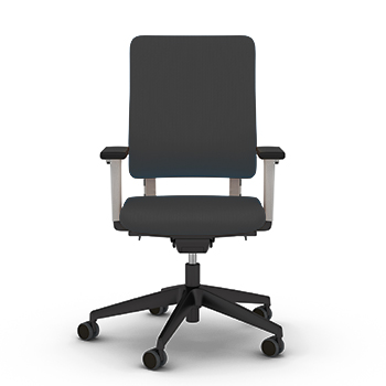 Viasit drumback ergonomic office chair