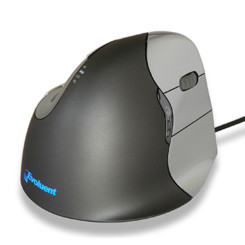 vertical evoluent ergonomic mouse