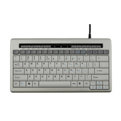 Bakkerelkhuizen S-Board 840 compact ergonomic keyboard