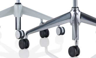 Guide to castors and glides for chairs