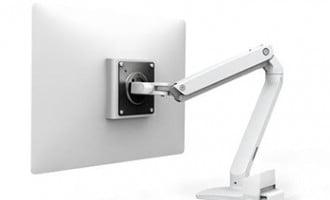 Single c clamp mxv monitor arm ergotron