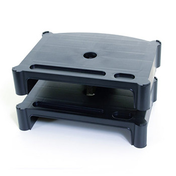 LeBloc stackign screen risers