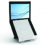 oryx evo d laptop stand with document holder
