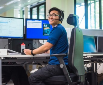 24 hour chairs for sussex police call centre