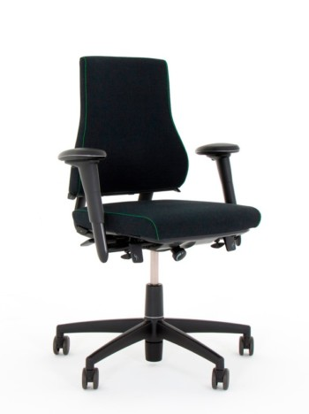 Axia 2.2 Office chair in Black