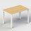Orangebox Setl woode home working desk