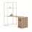 allermuir at home crate desk with drawer storage