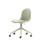 Kin side chair with fully upholstered back without support