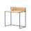 Crate compact desk with upstand